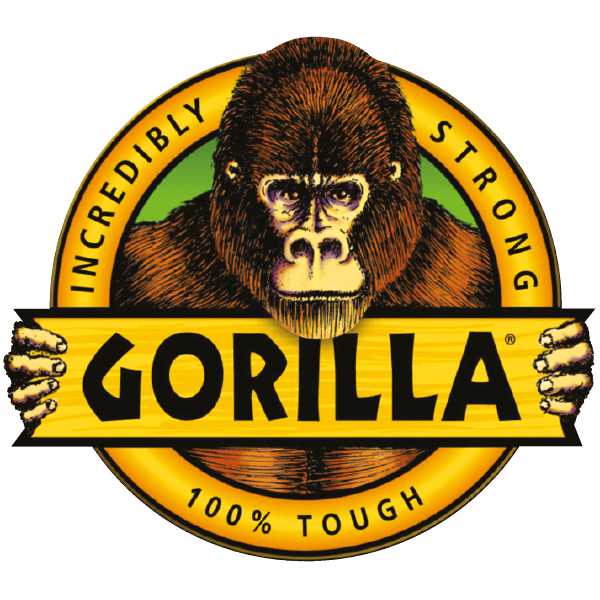 Gorilla Wood Glue Original 8oz. - Pegamentos y Cintas Adhesivas increiblemente fuertes Pegamentos y Cintas Adhesivas increiblemente fuertes
